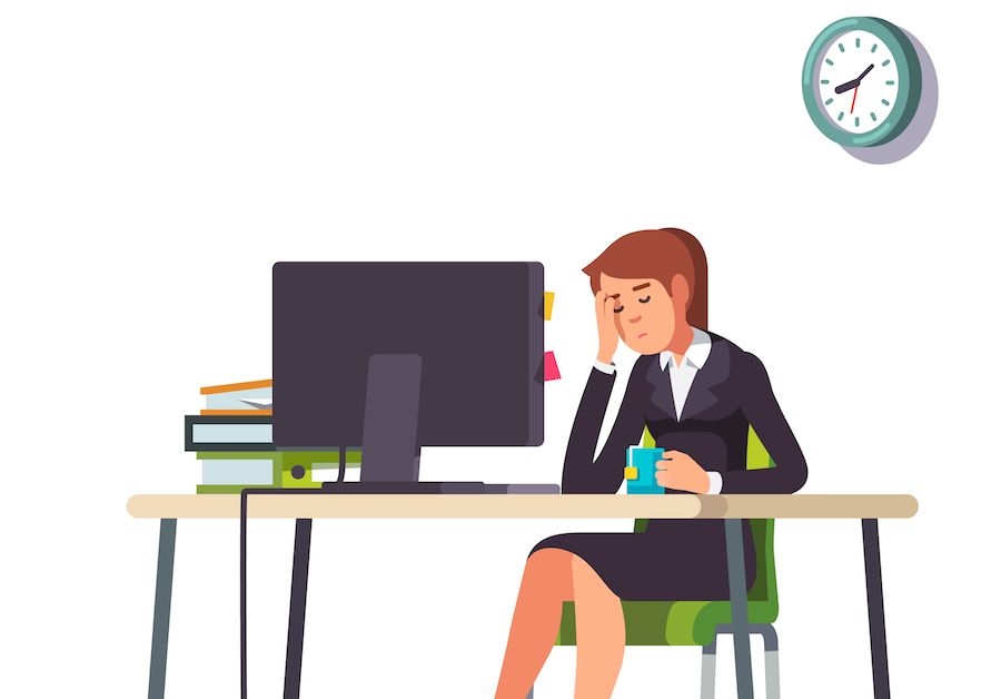 PRESENTEEISM IN THE WORKPLACE – WORKING HARD OR HARDLY WORKING