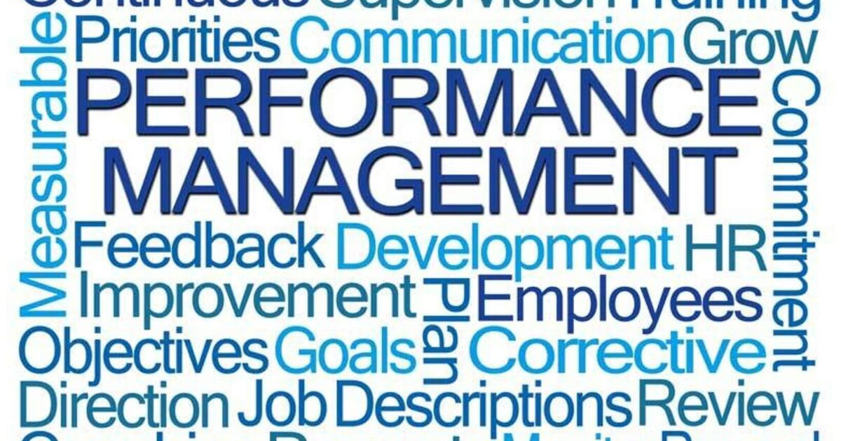 Why are performance management systems failing?