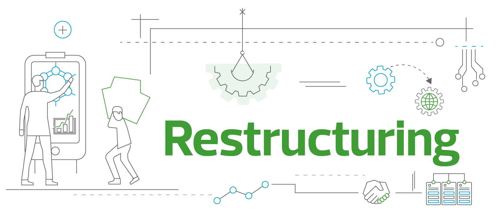 9 Issues to consider when restructuring your organisation
