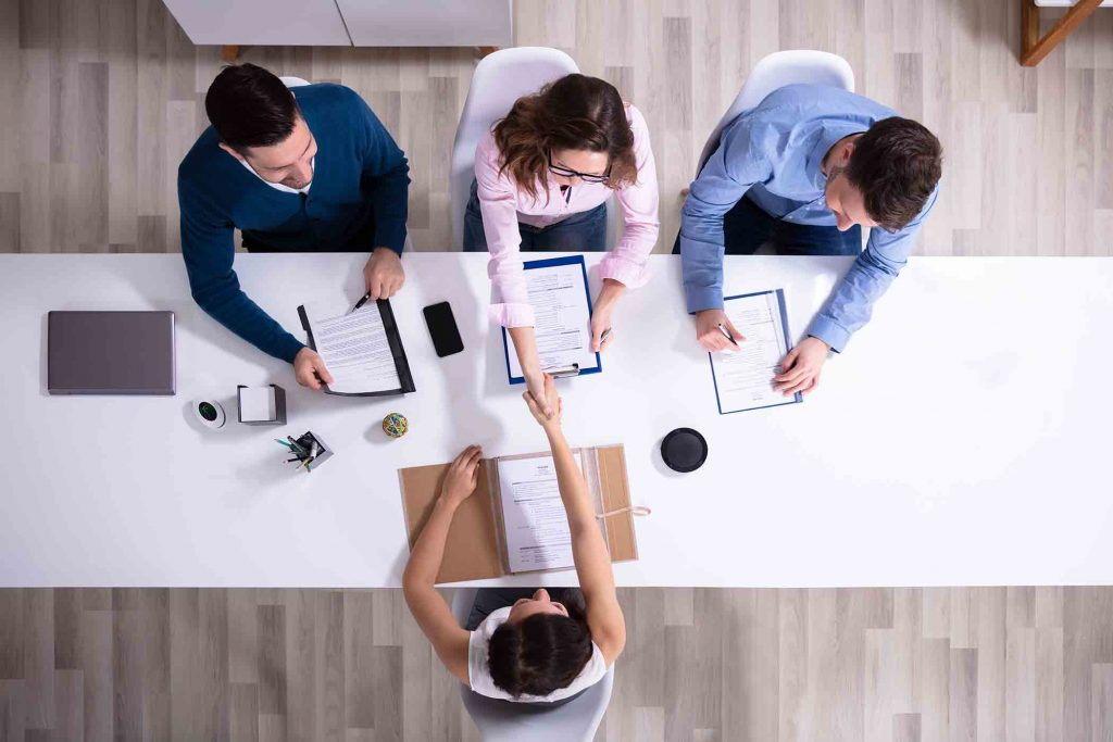The right procedures for selecting a CEO and other Executive Director level staff
