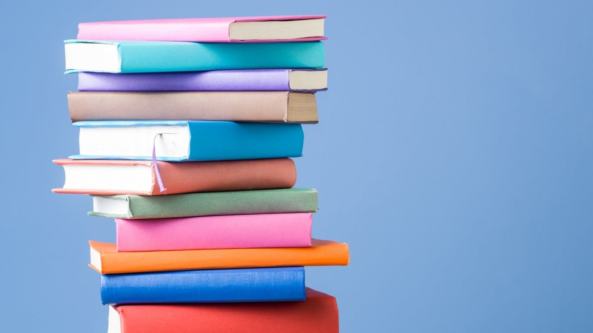 20 Books that Changed my Life