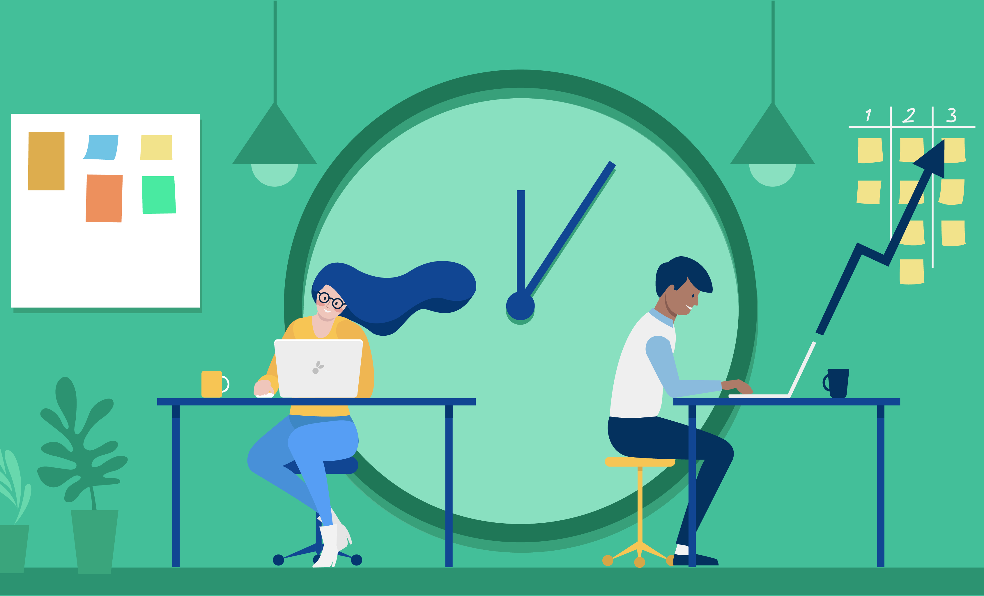 How to increase productivity with an engaged team